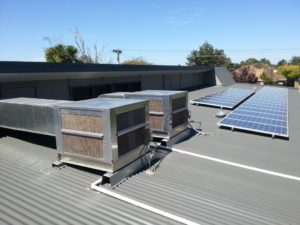 commercial airconditioning melbourne